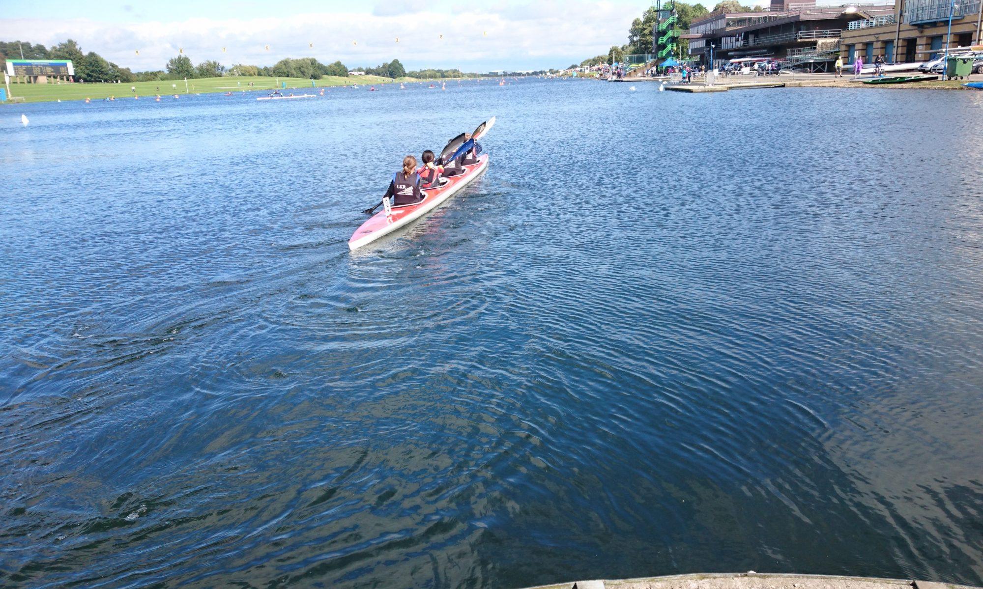 Linlithgow Kayak Racing